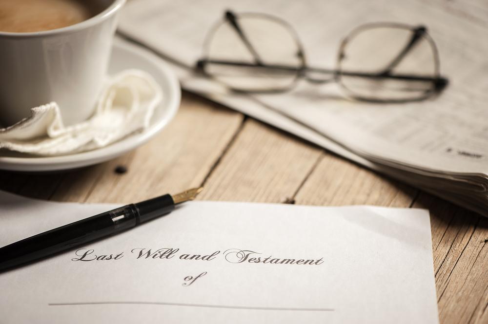 Checklist: het opstellen van het testament