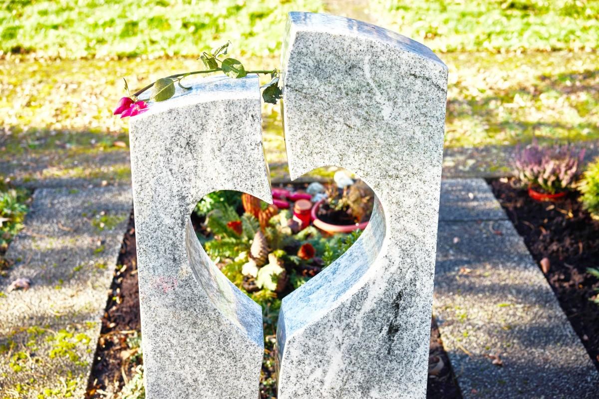 Gedenkstenen voor kinderen