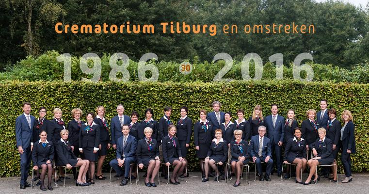 Crematorium Tilburg en omstreken