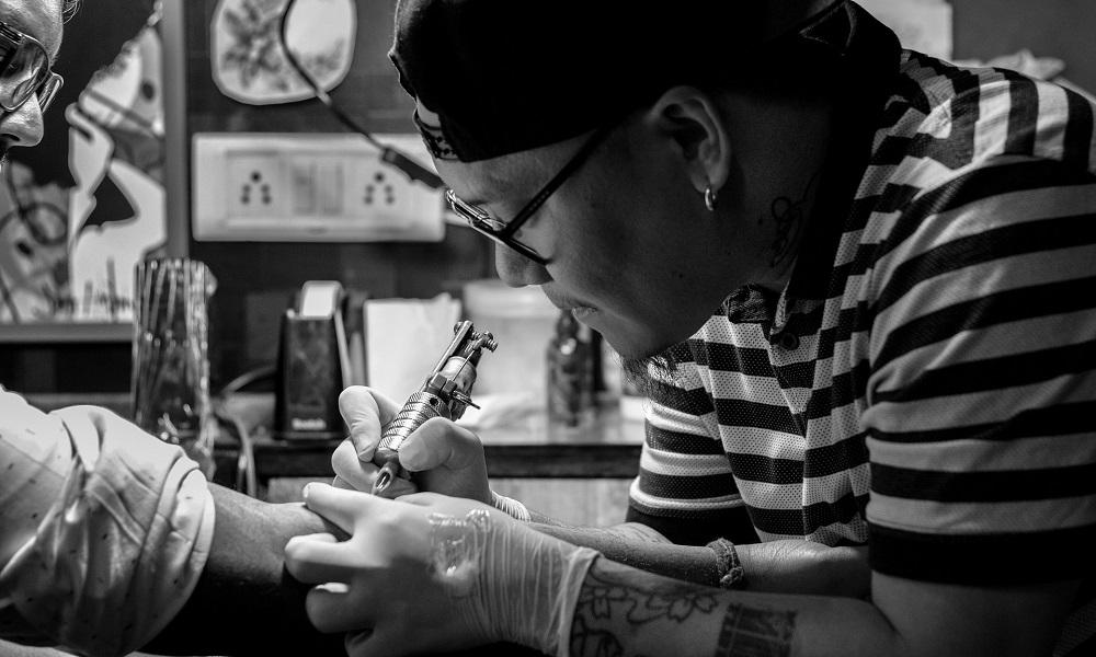 tattoo van dierbaren