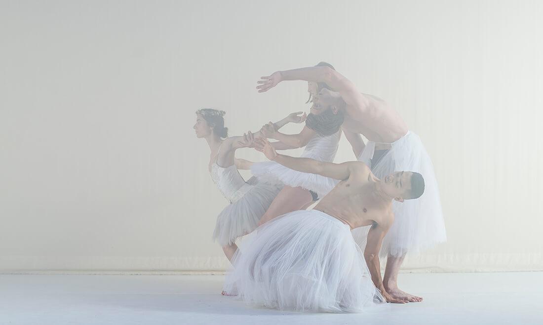 dansvoorstelling over de dood