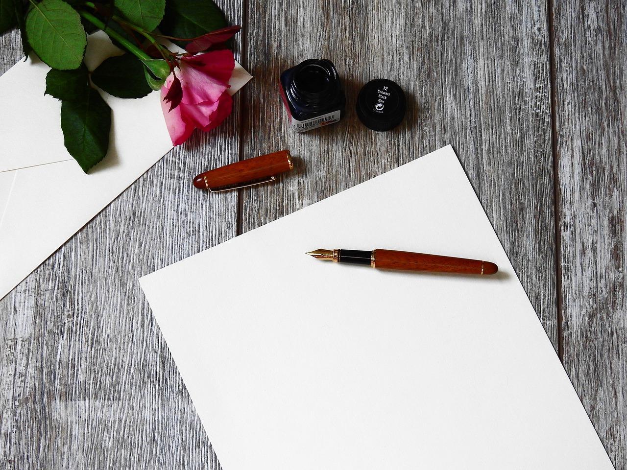 afscheidsbrief schrijven