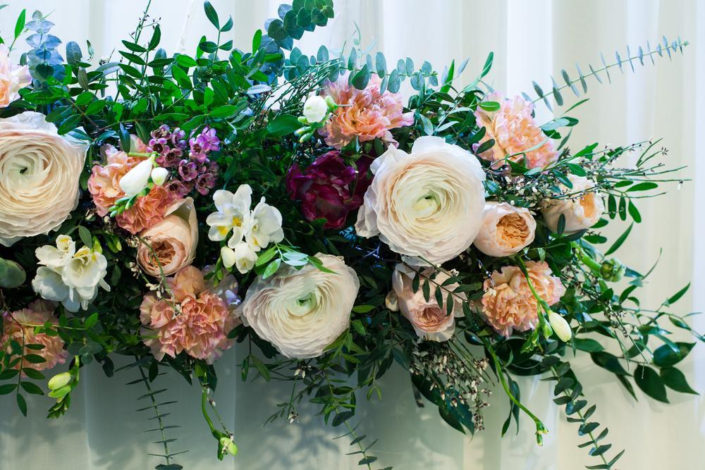 symboliek van rouwbloemen