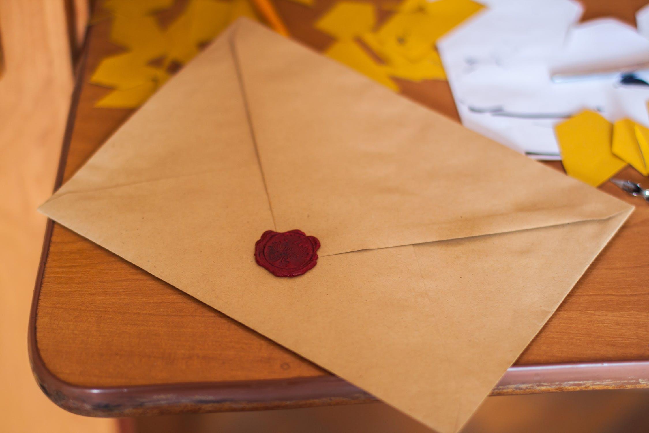 rouwbrief maken