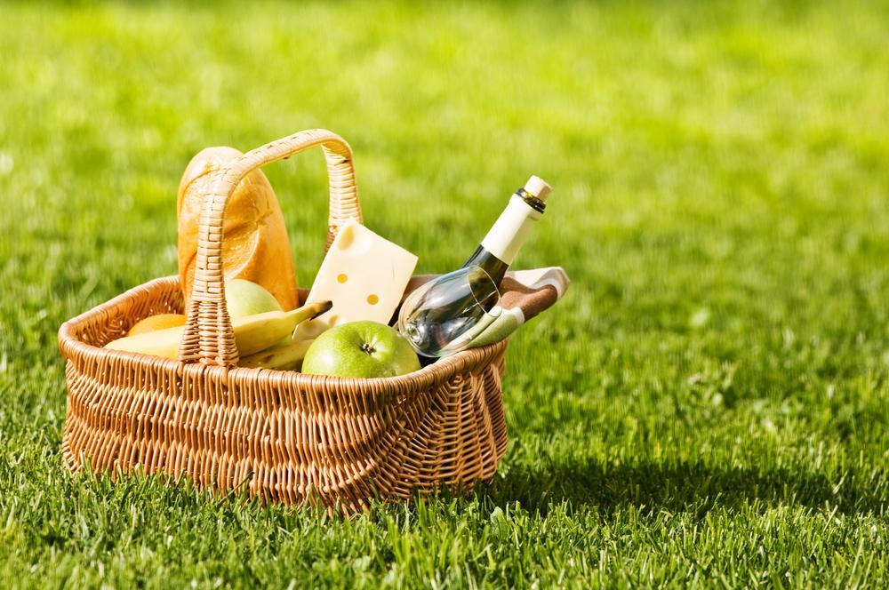 Picknick na de uitvaart