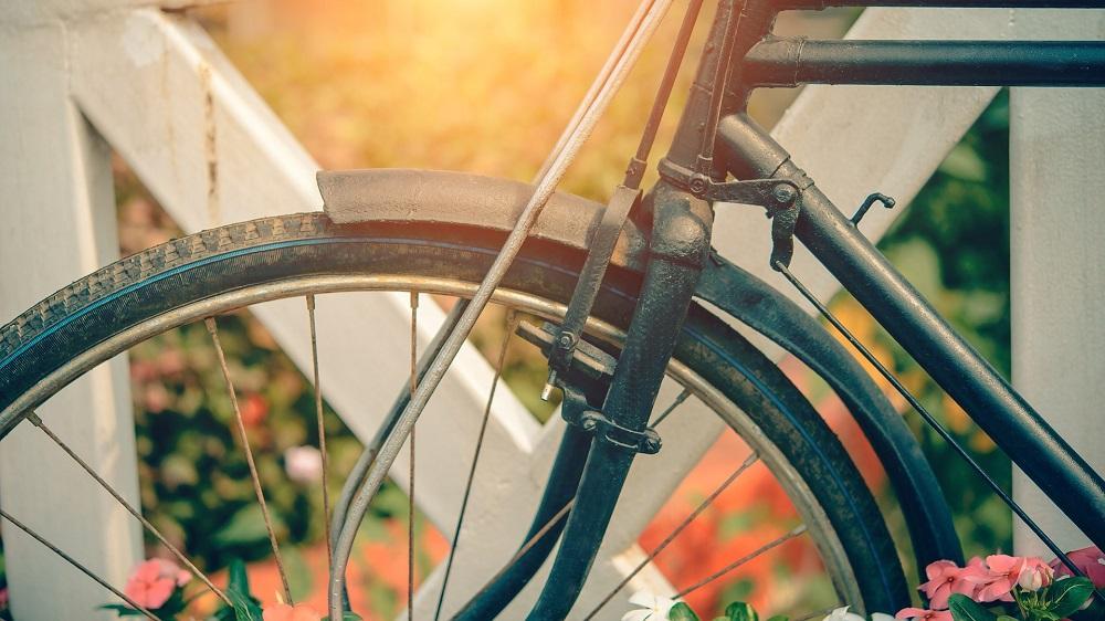 Uitvaart per fiets
