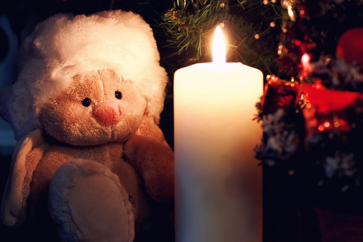 rouwen tijdens de feestdagen