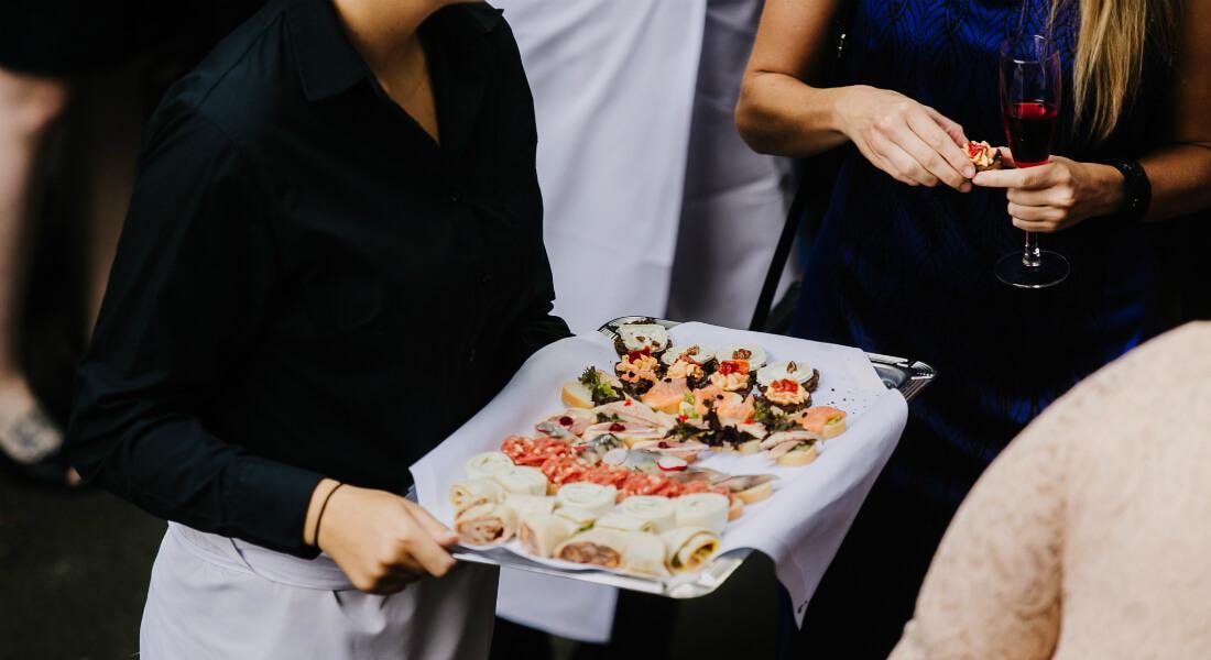 Specifieke cateringwensen maken een afscheid persoonlijk