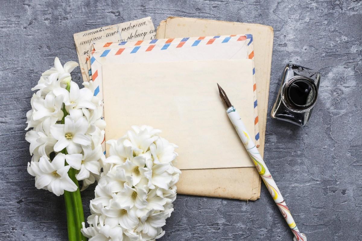 Oma ontvangt brief van opa vier dagen na zijn dood