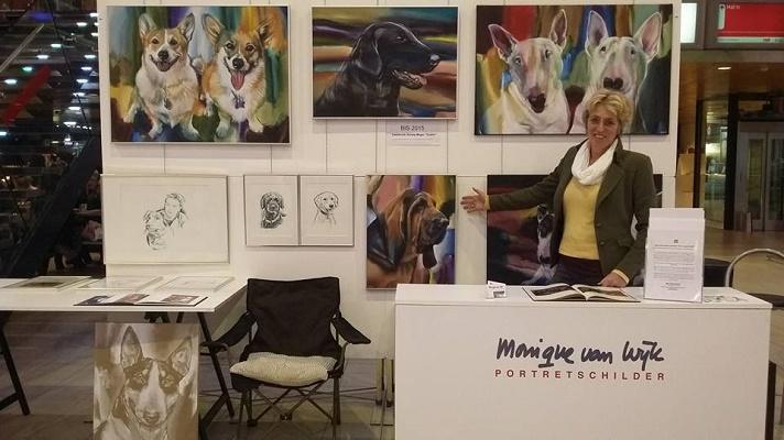 Monique van Wijk – Portraits