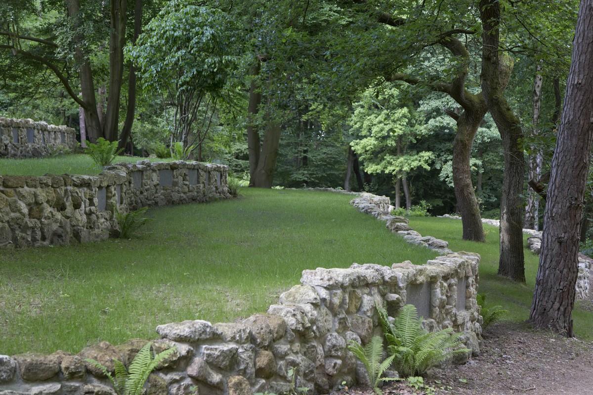 unieke begraafplekken